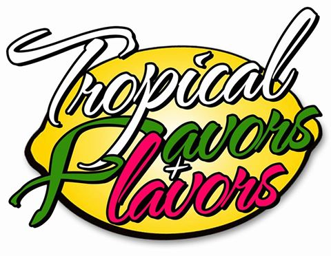 tropical Favors and Flavors Logo